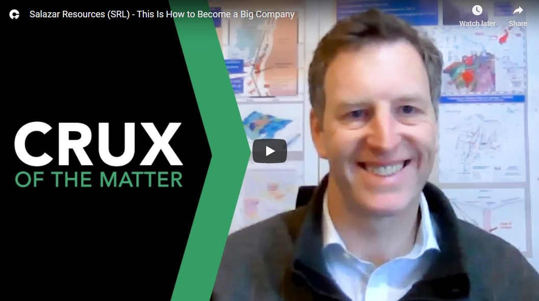 Crux Investor Interview: This Is How to Become a Big Company