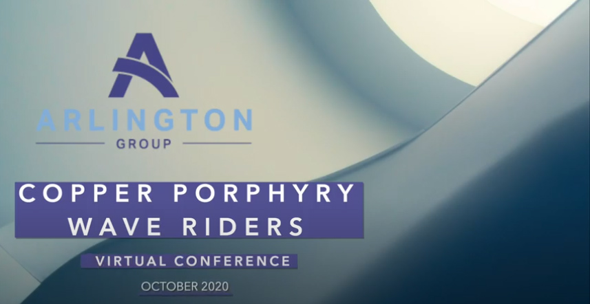 Merlin Marr-Johnson, Salazar Resources | Porphyry Wave Riders Virtual Conference